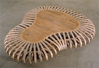 table d by richard deacon