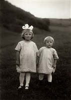 farm children by august sander