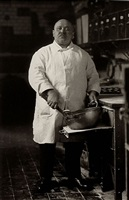 pastrycook by august sander