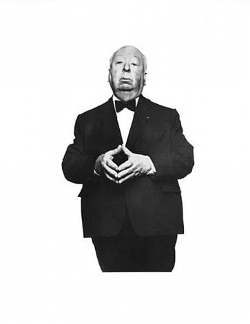 alfred hitchcock, los angeles by albert watson
