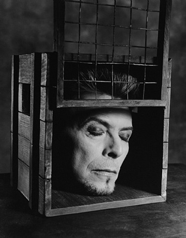 david bowie, new york city by albert watson