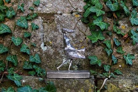 maquette vii high wind by lynn chadwick