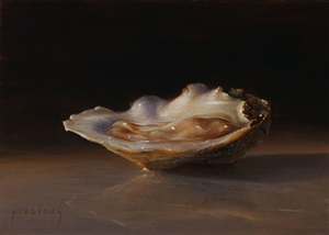 pearls of the deep (sold) by cindy procious