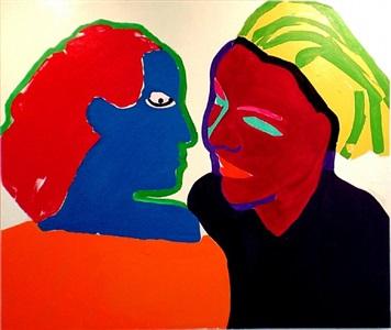"""aus der serie """"liebe"""", zwei by natalia turnova"""