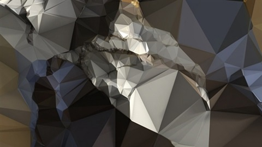 topologies - tiepolo, immacolata concezione by quayola