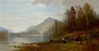 lake placid, new york by edward b. gay