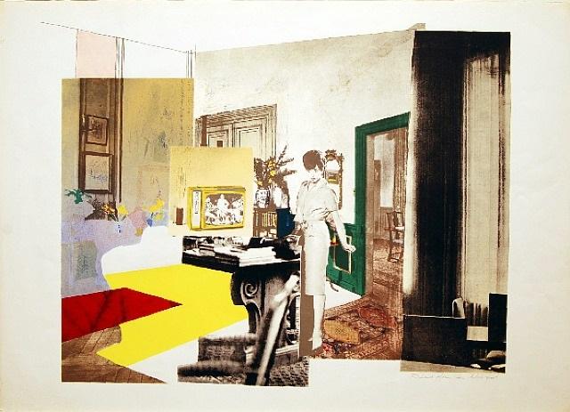 interior (p.a.) by richard hamilton