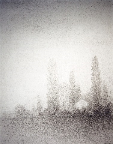vårdimma (spring mist) by gunnar norrman