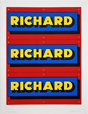 advertisement by richard hamilton