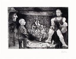 picasso, son oeuvre, et son public (bloch 1481) by pablo picasso