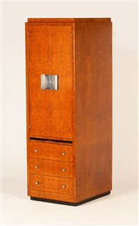 dressing cabinet by henri rapin