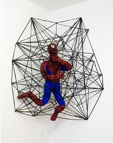 spiderman by patricia waller