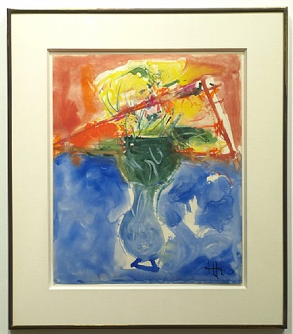 untitled by hans hofmann