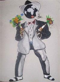 fleur du cowboy by kura shomali