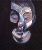 portrait of lucian freud by francis bacon