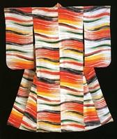 woman's kimono