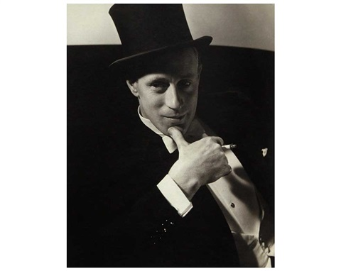 leslie howard by edward steichen