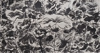 lotuses by nguyen bach dan