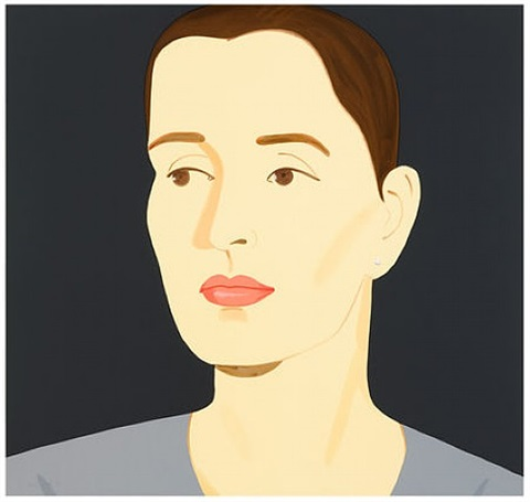 vivien by alex katz