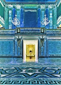 caserta (blue) by dieter rehm
