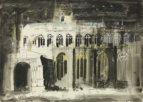 terrington st clement by john piper