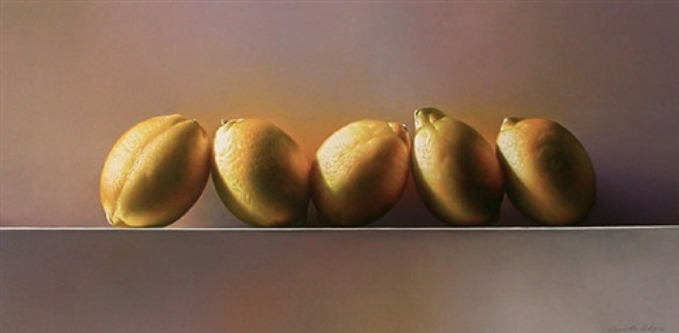 lemon tranquility by leon belsky