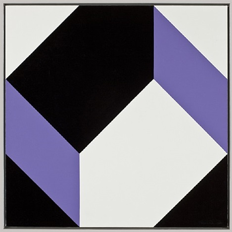 sides with, #3 by frederick hammersley