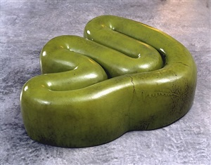 tomorrow, and tomorrow, and tomorrow (h) by richard deacon