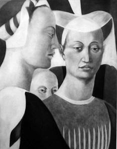three women by sarah leahy