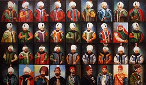 ottoman sultans by ismail acar