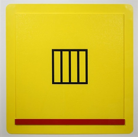 prison by peter halley