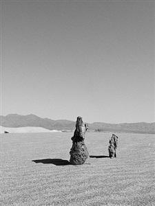 mesquite flat ii by nadja frank