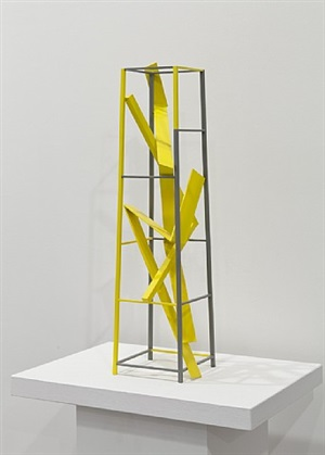 untitled 3 yellow by willard boepple