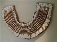 vera's collar by ursula von rydingsvard