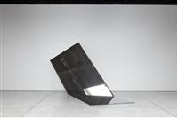 untitled (folded mirror 13) by iran do espírito santo