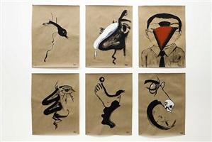 artist's noses by victor pivovarov