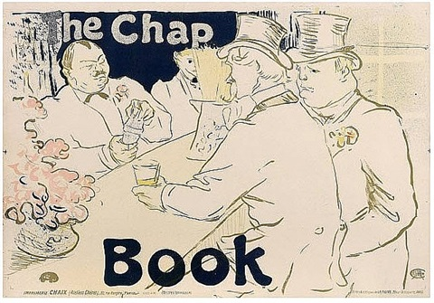 irish and american bar, rue royale – the chap book by henri de toulouse-lautrec