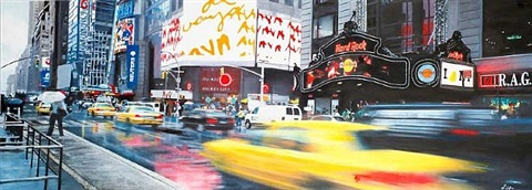 times square by linda lippa