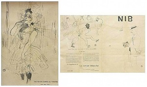 le photograph - amateur by henri de toulouse-lautrec
