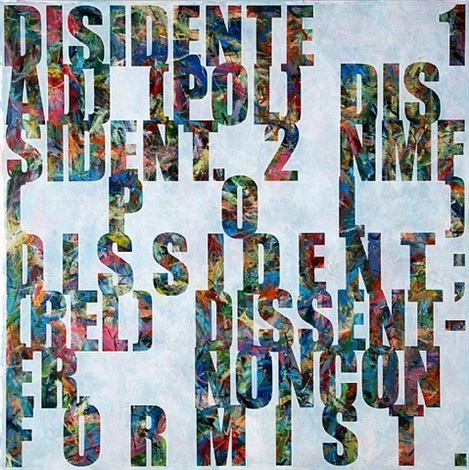 dissident english (compromise series) by josé a. vincench