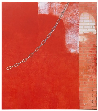 rote wand (4) by monika baer