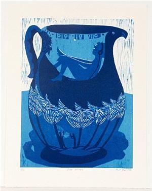 blue notes by paula wilson