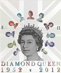 diamond queen by justine smith