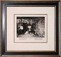 l'enfant prodigue: le veau gras, by james jacques joseph tissot