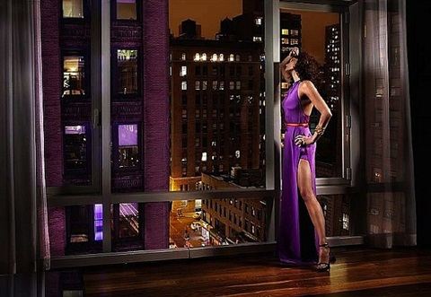 purple love by david drebin