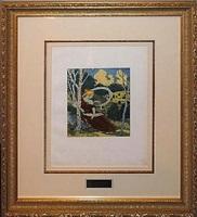 dans le bois by eugène grasset