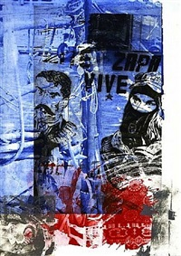 epic (ground rules) by robert rauschenberg
