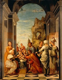 circumcision by bernadino zenale