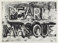 pearl masque by bruce nauman