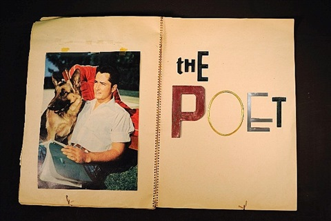 the poet by jack pierson